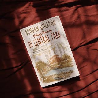 Buku Petang Panjang di Central Park