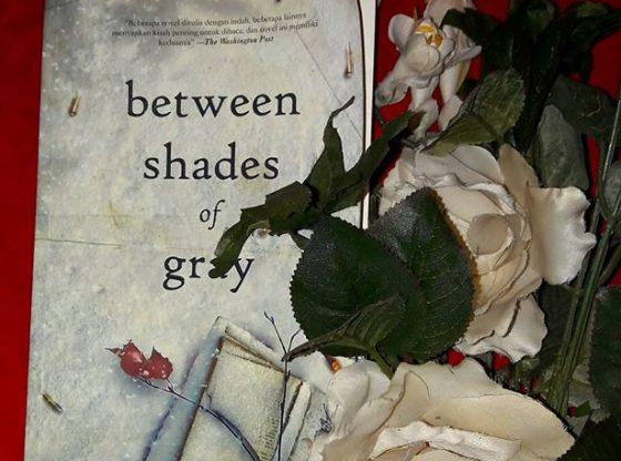 Novel Between Shades of Gray